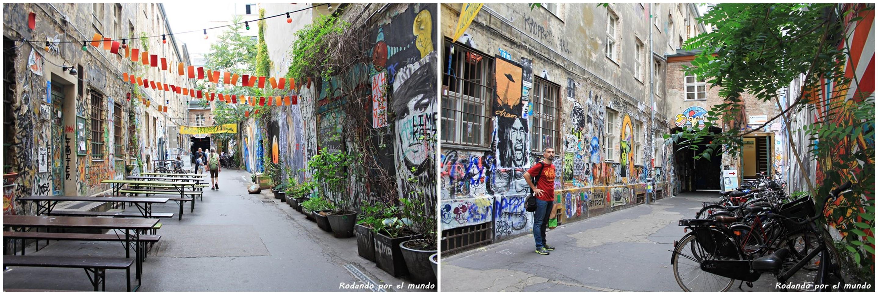 Dead Chicken Alley Berlin