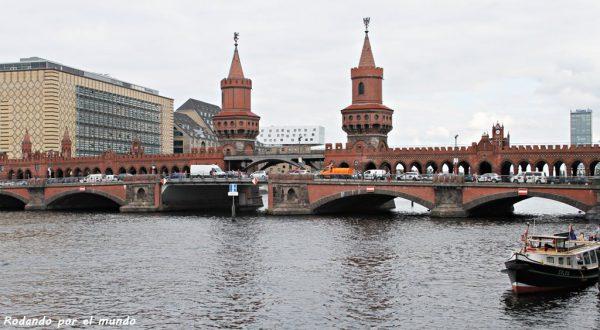 Puente Oberbaum Berlin